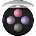 LAVERA Четверка теней для век с иллюминирующим эффектом - 02 Лавандовый кутюр 2 г