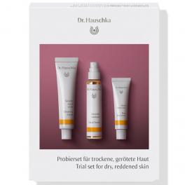 Набор пробников для сухой и покрасневшей кожи Dr.Hauschka