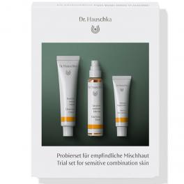 Набор пробников для комбинированной кожи Dr.Hauschka