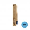 Hydrophil Детская бамбуковая зубная щетка очень мягкая (синяя) 1 шт.