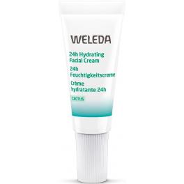 Увлажняющий 24-часа крем с кактусом Weleda 7 мл