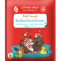 "Lüttes Welt Пенящаяся подушечка для ванны ""Лучшие друзья"" 50 г"