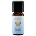 Farfalla Эфирное масло Цитронеллы (био) 10 мл