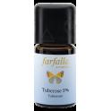 Farfalla Эфирное масло Тубероза 5% (95% алк.) абсолю 5 мл