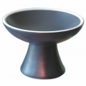 Farfalla Чаша для благовоний, чёрная