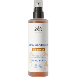 URTEKRAM Кондиционер-спрей для волос с кокосом 250 мл