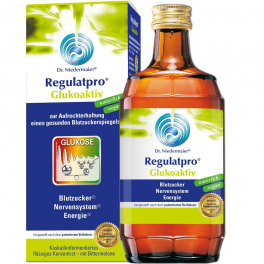 Dr. Niedermaier Regulatpro® Glukoaktiv 350 мл