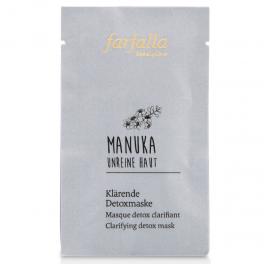 Farfalla Manuka Очищающая детокс-маска 7 мл
