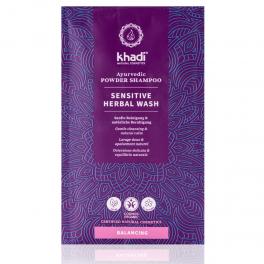KHADI Аюрведический порошковый шампунь для волос 50 г