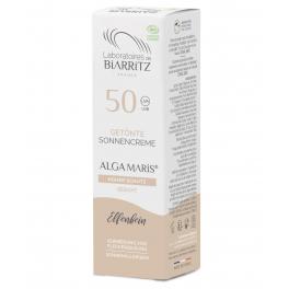 Alga Maris Солнцезащитный БИО-крем для лица тональный Айвори SPF 50 50 мл
