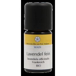 WADI Эфирное масло лаванды узколистной (fein) bio 5 мл