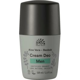 URTEKRAM Дезодорант для мужчин 50 мл
