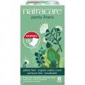 Natracare Прокладки на каждый день Закругленные 18 штук
