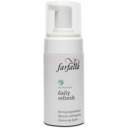 Farfalla Daily Refresh Очищающая пенка 120 мл