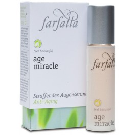 Farfalla Age Miracle Лифтинг-сыворотка для кожи вокруг глаз с шариковым дозатором 10 мл