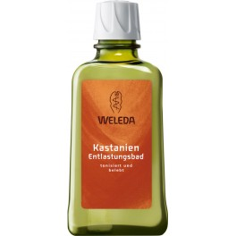 Каштановая тонизирующая добавка для ванны Weleda 200 мл