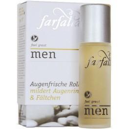 Farfalla Men Лифтинг-сыворотка с роликовым дозатором для кожи вокруг глаз 10 мл