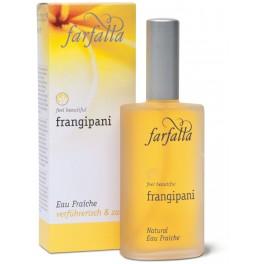 Farfalla Frangipani Туалетная вода с тропическим ароматом южных морей 50 мл