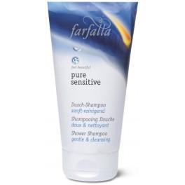 Farfalla Pure Sensitive Шампунь для душа нежный и очищающий 150 мл