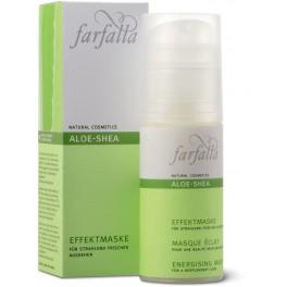 Farfalla Aloe-Shea Энергетическая маска для кожи 30+ 50 мл