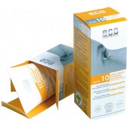 ECO-Cosmetics Солнцезащитный крем водостойкий SPF 10 75 мл