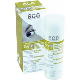 ECO-Cosmetics Дневной крем SPF 15 с эффектом загара 50 мл