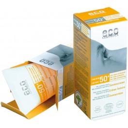 ECO-Cosmetics Солнцезащитный крем водостойкий SPF 50+ 75 мл