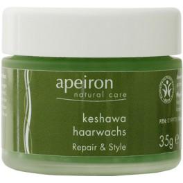 Apeiron Keshawa Восстанавливающий воск для сухих и поврежденных волос 35 г