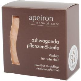 Apeiron Аюрведическое растительное мыло Ашвагандха 100 г