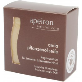 Apeiron Аюрведическое растительное мыло Амла 100 г
