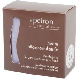 Apeiron Аюрведическое растительное мыло Ниим 100 г