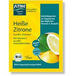 FITNE Органический порошок для горячего напитка Лимон 7.5 г