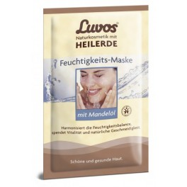 Luvos Увлажняющая маска с миндальным маслом 15 мл