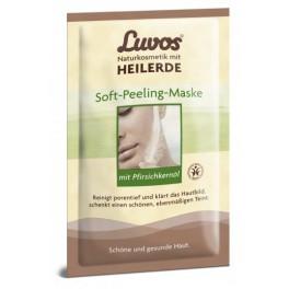 Luvos Мягкий пилинг-маска с маслом персиковых косточек 15 мл