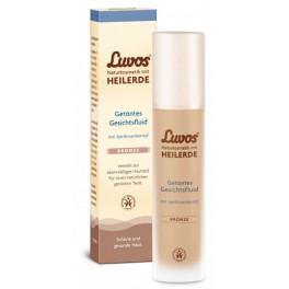Luvos Тонирующий флюид с маслом абрикосовых косточек (бронзовый) 50 мл