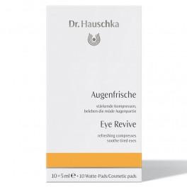 Средство для снятия усталости глаз Dr.Hauschka 10 х 5 мл + 10 ватных дисков