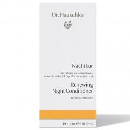Косметическое средство для ночного ухода Dr.Hauschka 10 х 1 мл
