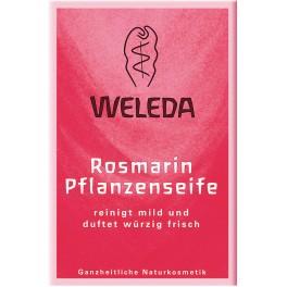 Розмариновое растительное мыло Weleda 100 г