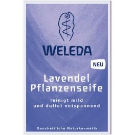 Лавандовое растительное мыло Weleda 100 г
