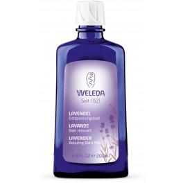 Лавандовая расслабляющая добавка для ванны Weleda 200 мл