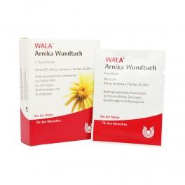 Салфетка на рану с арникой WALA 5 штук