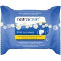 Natracare Салфетки интимные из БИО-хлопка 12 штук