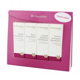 Набор пробников крем-бальзамов для душа Dr.Hauschka