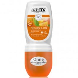 LAVERA Роликовый БИО дезодорант «Апельсиновое чувство» 50 мл