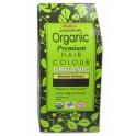 Radico Органическая краска для волос Мягкий черный 100 г