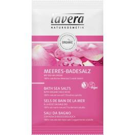 LAVERA Морская БИО соль для принятия ванн «Розовый сад» 80 г