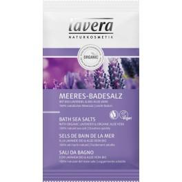 LAVERA Морская БИО соль для принятия ванн «Лавандовые секреты» 80 г