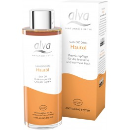 Alva Облепиховое масло для кожи 100 мл