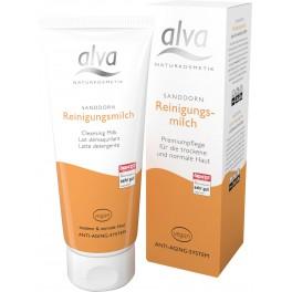 Alva Облепиховое очищающее молочко для зрелой кожи 150 мл