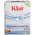 KLAR Универсальный стиральный порошок с экстрактом Мыльного ореха 2,475 кг